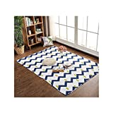 sanqi Wohnzimmer Teppich, Große Teppiche, Gemusterte Teppiche, Teppichläufer für Flure, billige Teppiche, Teppichböden, Küchenteppiche