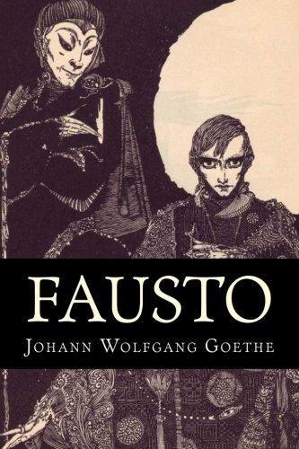 Fausto por Johann Wolfgang von Goethe