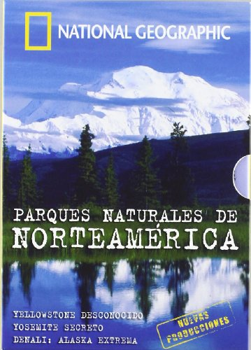 Pack Parques Naturales De Norteamerica (Import Dvd) (Keine Deutsche Sprache) (2008) Varios (Parque Natural)