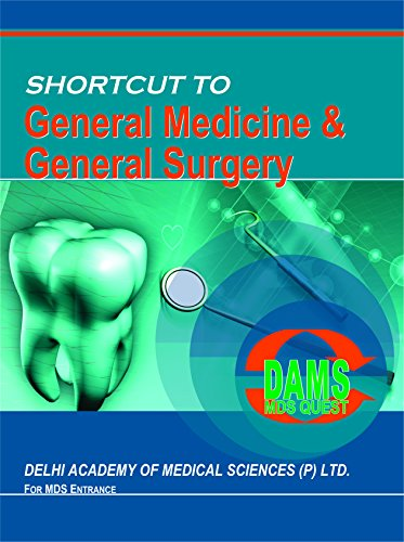 DAMS Shortcut To-General Medicine & General Surgery-MDS QUEST 2016