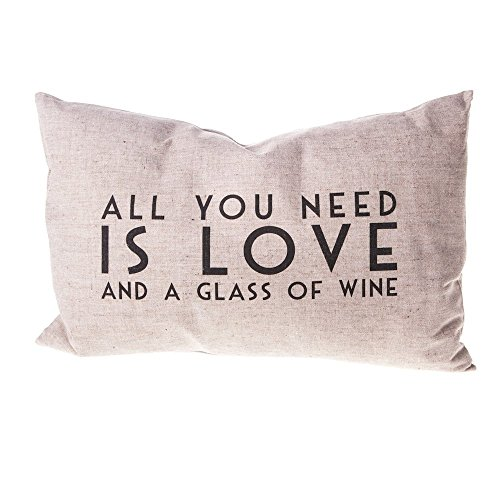 East of India All You Need Is Love Cushion