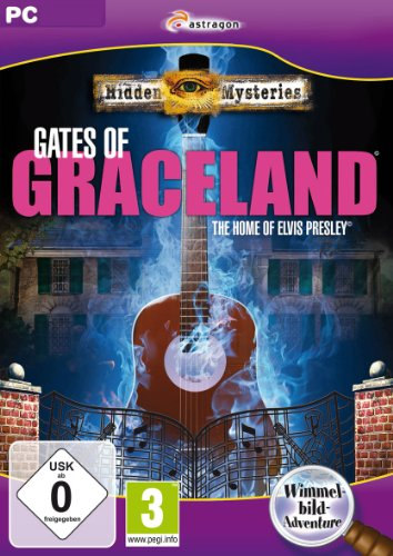 Hidden Mysteries Gates of Graceland