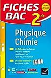 Fiches Bac 2de: Physique Chimie