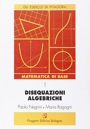 Disequazioni algebriche