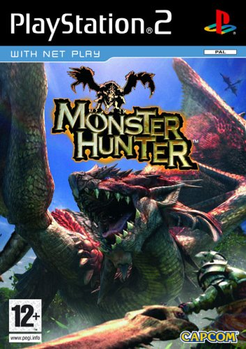 MONSTER HUNTER UK IMPORT (Monster Hunter Für Ps2)