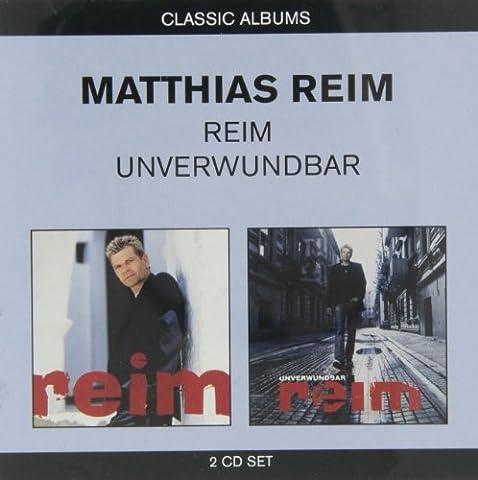 2in1 (Reim/Unverwundbar) (Matthias Reim Cds)