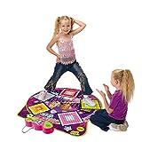 TTGE Musikmatte Lernspielzeug für die frühe Kindheit Tanzteppich 91 * 94 cm