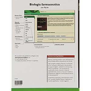 Biologia farmaceutica. Biologia vegetale, botanica farmaceutica, fitochimica. Ediz. mylab. Con eText. Con espansione onl