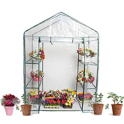panana-compact-walk-in-3-tier-6-shelves-greenhouse-with-cover