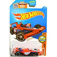 Hot Wheels, 2016 HW Digital Circuit, Winning Formula [Red] Die-Cast Vehicle #26/250