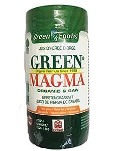 Green magma - Green magma en comprimé - 320 comprimés - Contribue à détoxiner, combattre l'acidité,