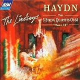 Haydn: Quartets Op.55 (The Lindsays)