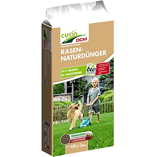 Cuxin Rasen-Naturdünger 20 kg