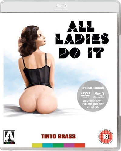 Tinto Brass All Ladies Do It [Blu-ray] [Import anglais]