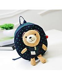 Preisvergleich für Babyrucksack Kindergartenrucksack Mini Backpack Rucksack Cartoon Bärchen