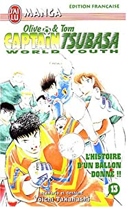 Captain Tsubasa - Olive et Tom - World Youth Edition simple Tome 13