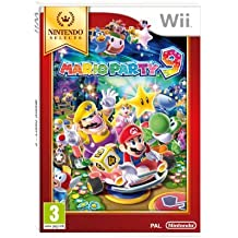 WII SELECT MARIO PARTY 9 by NINTENDO