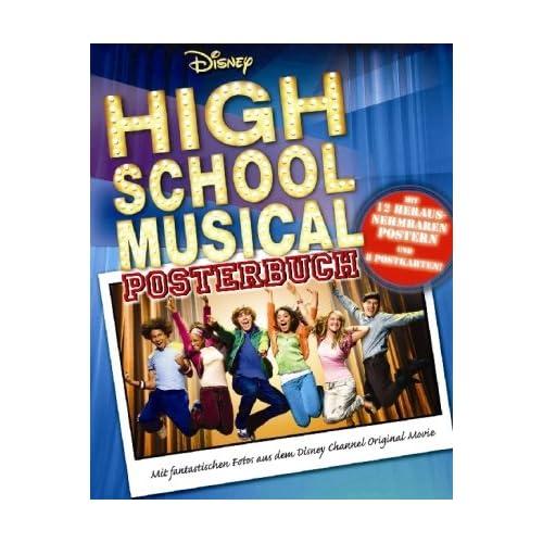 High School Musical Poster Buch