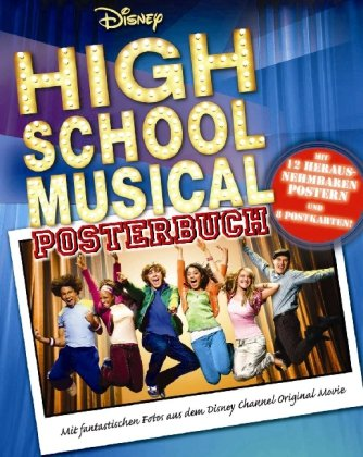 High School Musical Poster Buch par Unknown.