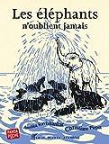 Les Eléphants n'oublient jamais (A.M.PANDA POCHE)