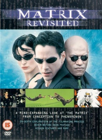 the-matrix-revisited-import-anglais