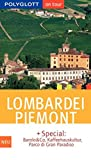Lombardei /Piemont (Polyglott on tour) - Christine Hamel