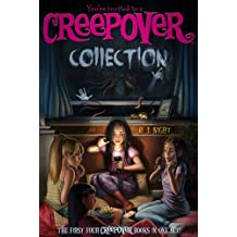 You're Invited to a Creepover Collection: The First Four Crepover Books in One Set!