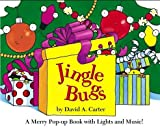 Jingle Bugs (Mini Edition): A Merry Pop-Up Book with Lights and Music (Reduced-Size Book) Carter, David A ( Author ) Nov-02-2004 Hardcover