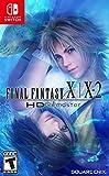 Final Fantasy X|X-2 HD Remaster – Nintendo Switch US Import (Videospiel)