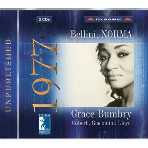 Norma: Act I Scene 4: Casta Diva, che inargenti (Norma, Oroveso, Chorus)