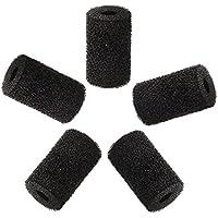 WXJ13 5 Paquetes Espumador de Cola de Barrido para Manguera de Piscina para Polaris 180, 280, 360, 380, 480, 3900 Sport Sweep Hose Scrubber 9-1