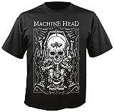 Machine Head - Catharsis - Moth - T-Shirt Größe XL