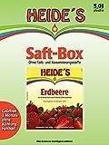 Erdbeer-Nektar 30% Fruchtanteil, 5 Liter