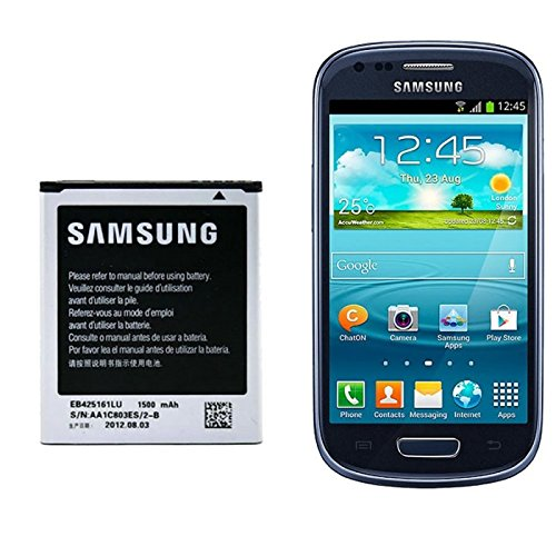 EB425161LU Batterie Origine Samsung Galaxy Ace 2 I8160 1500 mAh