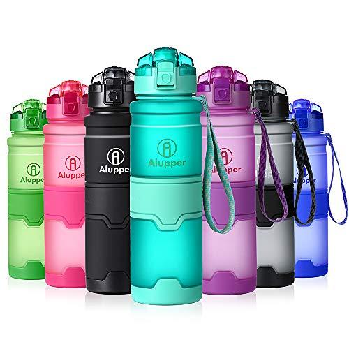 Botellas Agua Prueba Fugas Botellas Deportivas ecológicas