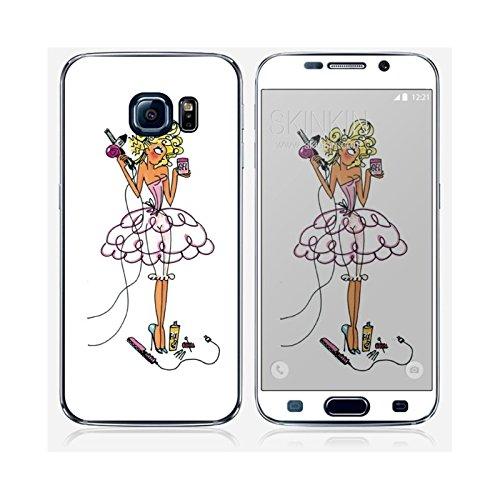 iPhone SE Case, Cover, Guscio Protettivo - Original Design : Samsung Galaxy S6 Edge skin