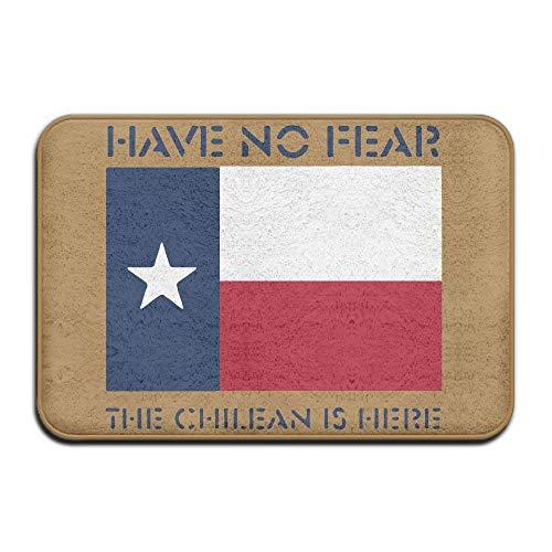 No Tenga Miedo Que chileno esté aquí Alfombrilla