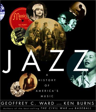 Jazz: A History of America's Music (Jazz Knöpfe)