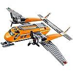 Lego-City-60064-Aeromobili-fornitura-Arctic