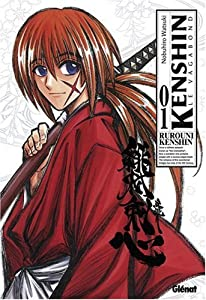Kenshin le vagabond Perfect Edition Tome 1