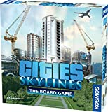 Image for board game Thames and Kosmos 691462, 70 Minutes play time Kosmos Cities: Skylines, co-operative game, 1-4 players,Ages 10+