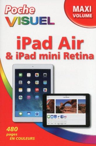 Poche Visuel iPad Air et iPad mini Retina, maxi volume par Guy HART-DAVIS