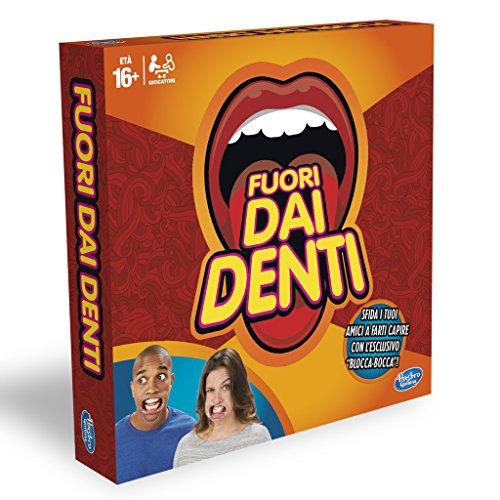 Hasbro Games -Gioco Fuori dai Denti