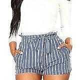 Daysing Shorts Femme été,Mini Jean Trou Sexy, Jeans Short Denim Frange Taille Basse,Night Club Wear...