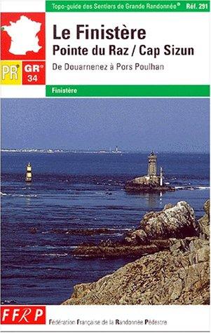 Le Finistère - La Pointe du Raz - Le Cap Sizun