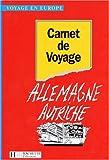 Carnet de voyage en Allemagne-Autriche, 5e-3e
