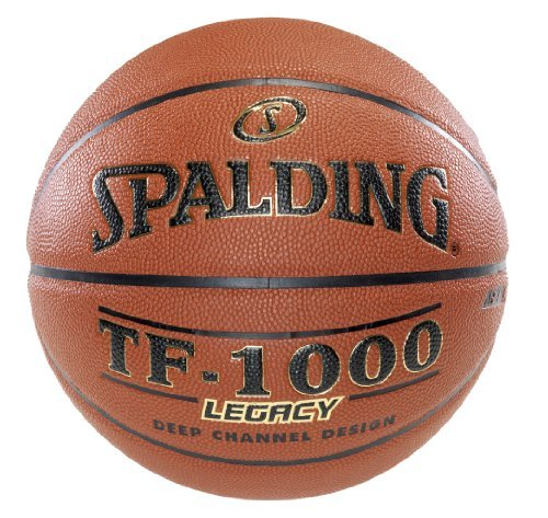 Spalding TF-1000 Legacy Indoor/Outdoor Basketball