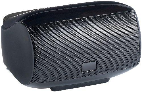 auvisio Wireless Speaker: Mini-Boombox Lautsprecher mit Bluetooth, Touch-Bedienung & NFC, 15 W (Portabler Lautsprecher)