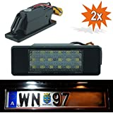 Do.LED B17 LED NUMBERPLATE apto para Mercedes Viano Vito Sprinter TÜV libre con certificado E xenón