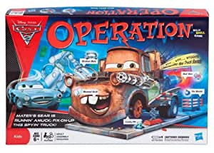 Hasbro – 27117 – Disney Pixar Cars 2 – Operation Cars 2 – Docteur Maboul Cars 2 (Version Anglaise)